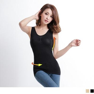 0910新品 【特價款】 防寒聖品~頂級保暖美體發熱背心.2色