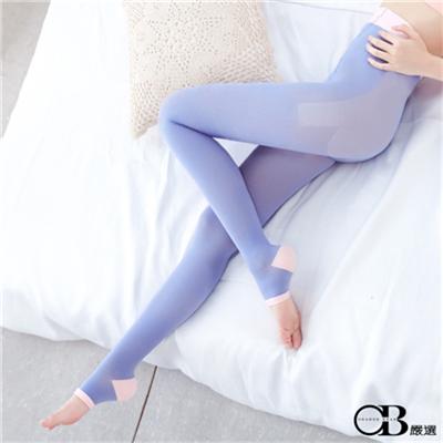 1006新品 夜間雕塑~210丹夜寢纖腿睡眠褲襪‧4色