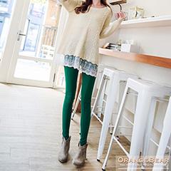 1024新品 時尚關鍵~拉鍊設計立體剪裁修身美型長褲.4色