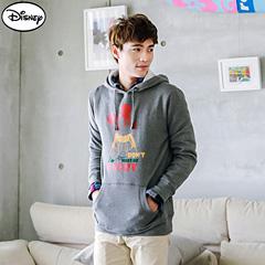 1008新品 迪士尼超保暖刷毛系列~生氣米奇連帽T恤‧男3色