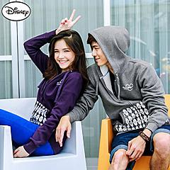 1013新品 迪士尼超保暖刷毛/情侶系列~米奇造型口袋外套‧女3色