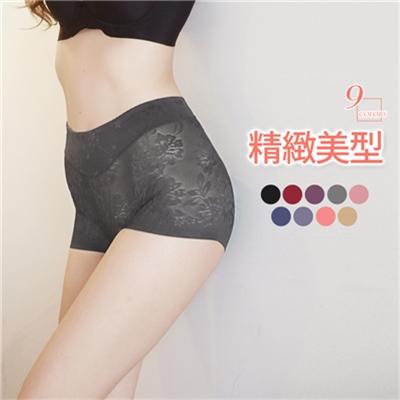 0329新品 精緻美型~蠶絲無痕包臀內褲‧5色(兩件一組)