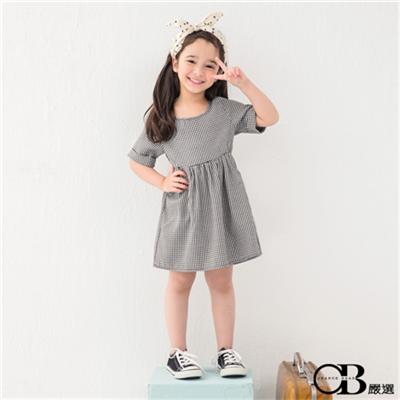 0616新品 經典千鳥~古典千鳥格紋氣質小洋裝