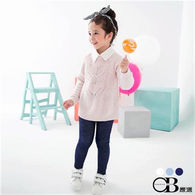 0616新品 舒柔質感~童款柔軟舒適彈性腰圍內搭褲‧3色