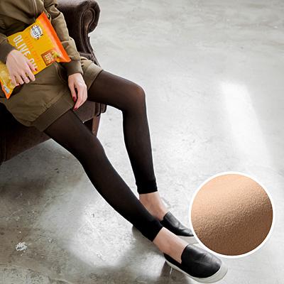 0112新品 【特價款】 暖感仿透膚襪褲襪/踩腳內搭褲.2款