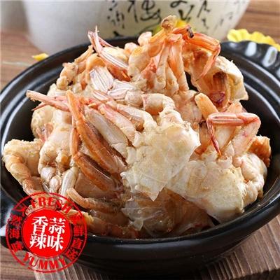 愛上新鮮-超好吃卡拉蟹(辣味)