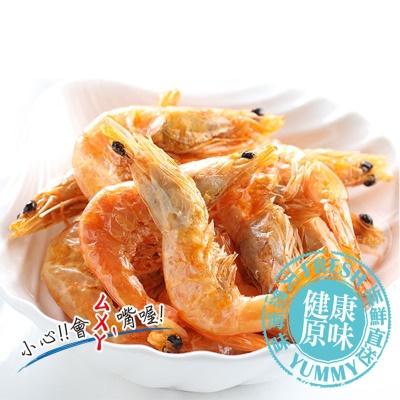【限時優惠】 愛上新鮮-超好吃卡拉脆蝦(原味)