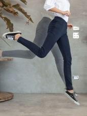 芭蕾舞褲-名模長腿彈性窄管褲