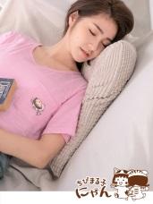 櫻桃小丸子X貓咪系列高含棉口袋下開衩上衣