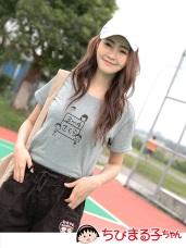 櫻桃小丸子運動會系列高含棉側開衩上衣