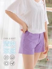 台灣製造~WINCOOL涼感修身短褲