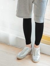 台灣製造~輕量內磨毛彈性保暖發熱褲(男)