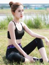 台灣品質.世界同步~可調肩帶滾邊挖背半截式背心.6色