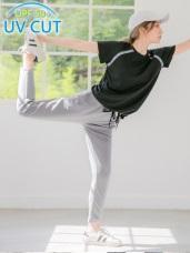 台灣製造抽繩鬆緊吸濕排汗運動長褲
