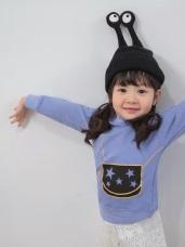 親子款~高棉童趣小包印圖衛衣上衣