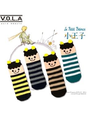 VOLA維菈襪品-兒童立體造型襪6-8才