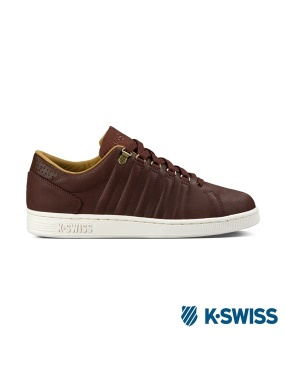 K-Swiss Lozan III休閒運動鞋-男-咖啡