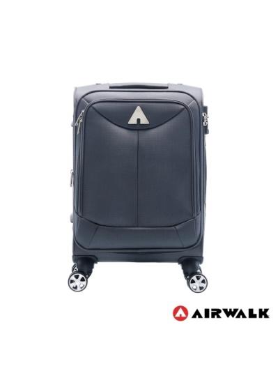 AIRWALK -尊爵系列布面拉鍊20吋行李箱-共2色