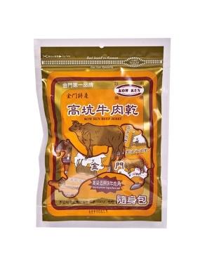 【高坑】高梁酒原味牛肉角(180g/包)