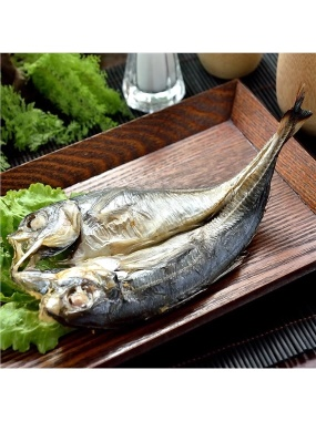 愛上新鮮-黃金竹筴魚一夜干3包