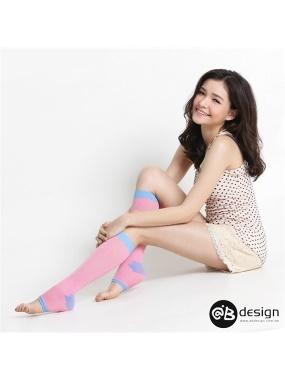 健康睡眠美腿襪~超強進階版240丹膝下款‧女4色